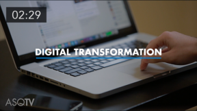Digital Transformation Now and Later